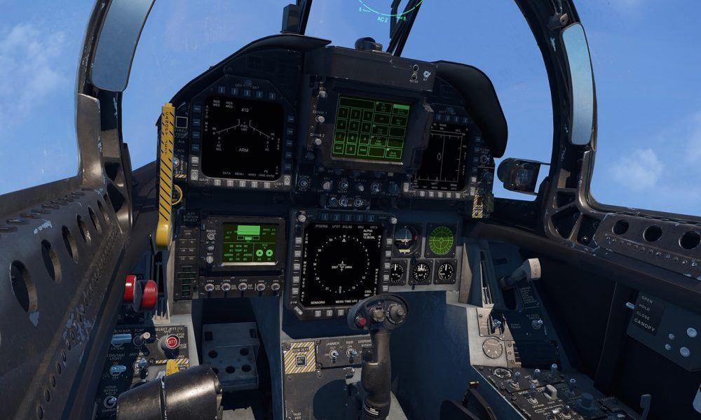 Mass Virtual Virtual Cockpit